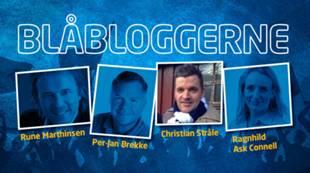 Blåbloggerne 16 Stråle