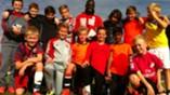 HøstProffen Madiou Konate Strømmen stadion fotballskole høst