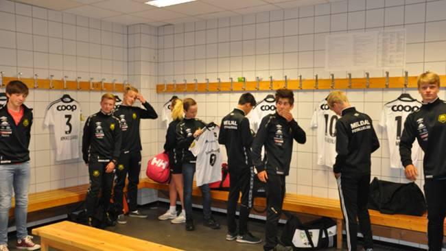 Meldal på drømmedag hos Rosenborg