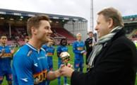Årets spiller 1. divisjon 2014 - Pål Alexander Kirkvold
