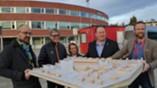 Gisle Løkken, Per Aronsen, Sandra Borch, Jarle Heitmann og Stig Arne Engen.