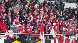 Isberget hjemme mot Fredrikstad 2012