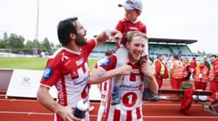 Sofiane Moussa og Gjermund Åsen