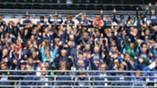 Vikings fotballskole på Stadion-besøk.