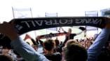 Viking - Strømsgodset 0-0. Publikum, Vikinghordene.