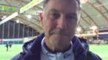 Kjell Jonevret start viking, treningskamp
