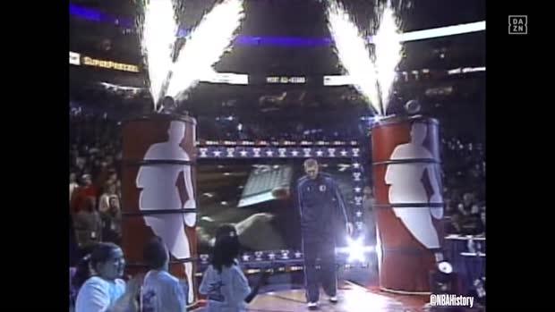 Dirk-Classic: Nowitzki Best-of seines ersten NBA All-Star Game im Jahr 2002
