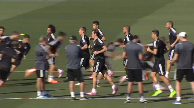 Foot : LDC - Groupe B : Le Real, serein comme un champion