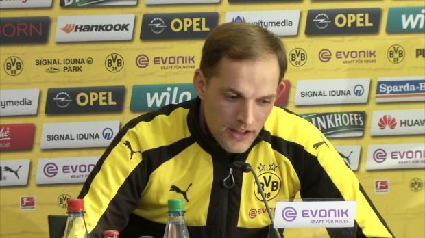 """Tuchel fordert vor Gladbach: """"Serie starten!"""""""