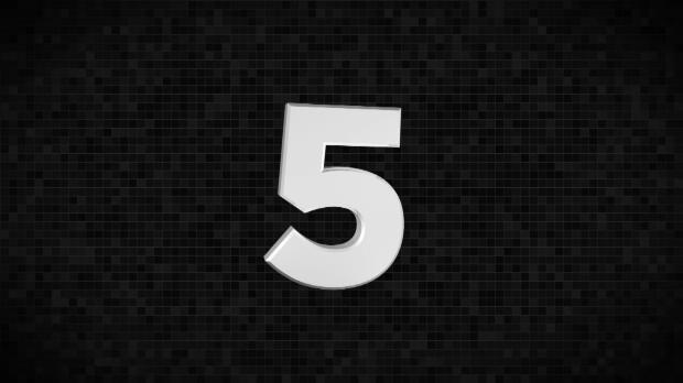Top 5 Goals - Serie A Round 36