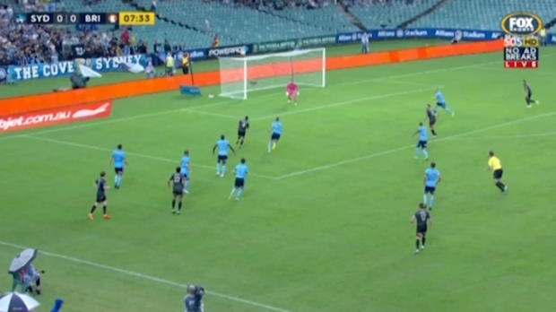 sydney fc vs brisbane fchan - photo#2