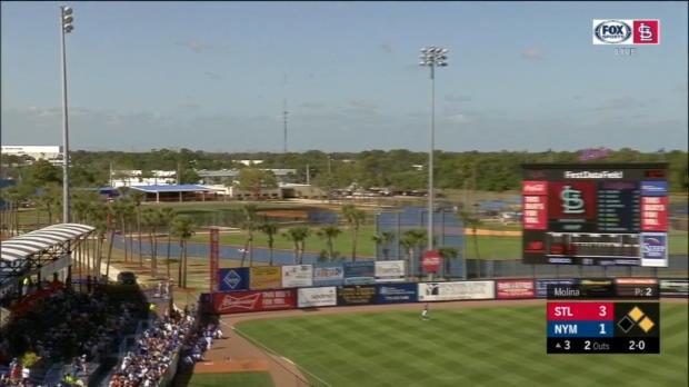 Garcia's three-run homer
