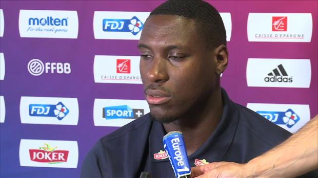 "Basket : FIBA - Bleus - Mahinmi - ""Pas facile à avaler"""