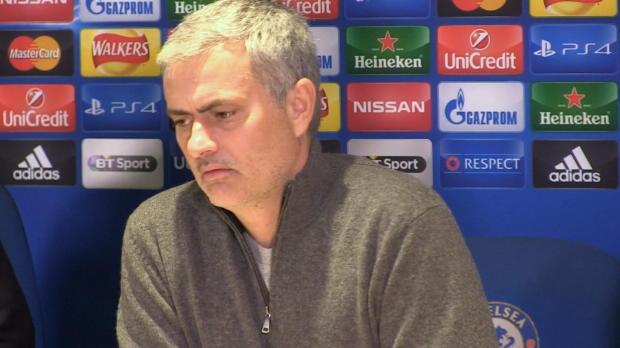 "Mourinho: ""Schwierige Situation akzeptiert"""