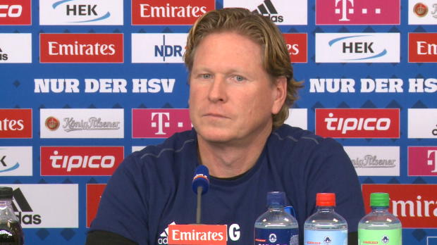 "FCB-Extra-Motivation? Gisdol: ""Nein!"""