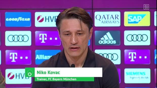 """Kovac: """"Gehe davon aus, dass ich Vertrag erfülle"""""""