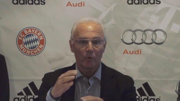 """WM 2022: Beckenbauer: """"Das ganze Land kühlen"""""""