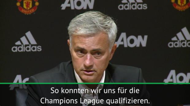 """Mourinho nach 4:0: """"Bleibe auf dem Boden"""""""