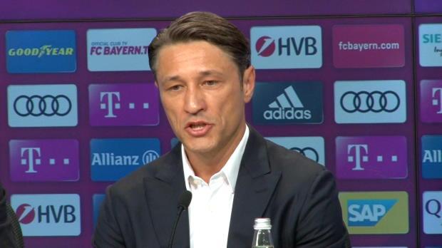 "Kovac nach Lewandowski-Telefonat: ""Er bleibt!"""