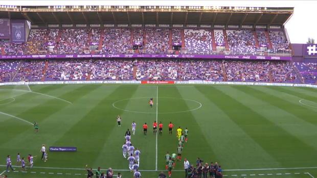 LaLiga: Valladolid - Alaves   DAZN Highlights
