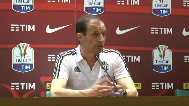 """Coppa Italia: Allegri: """"Tolles Spiel von Milan"""""""