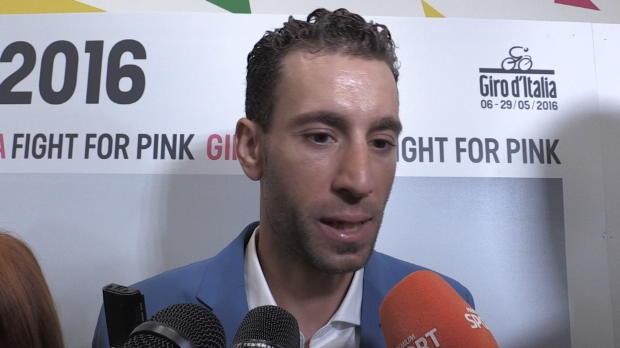"""Nibali: """"Ser� un gran Giro"""""""