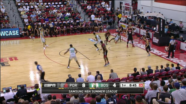 Jaylen Brown Summer League Highlights