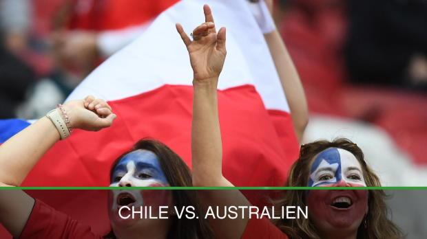 Vorschau Chile vs. Australien