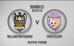 Phoenix v Glory 1st Half Highlights