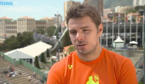 Wawrinka Interview: ATP Monte-Carlo Preview