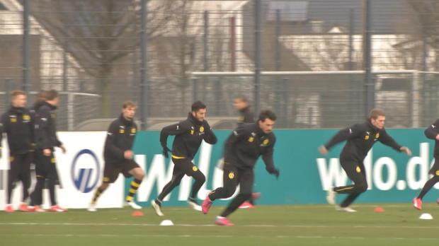 A l'image de son équipe Dortmund actuellement 17e de Bundesliga, Nuri Sahin n'a pas connu une première moitié de saison heureuse, gêné par une blessure à un genou. Désormais, le milieu turc et sa formation espèrent repartir du bon pied en 2015, à commencer par samedi et le déplacement à Leverkusen.