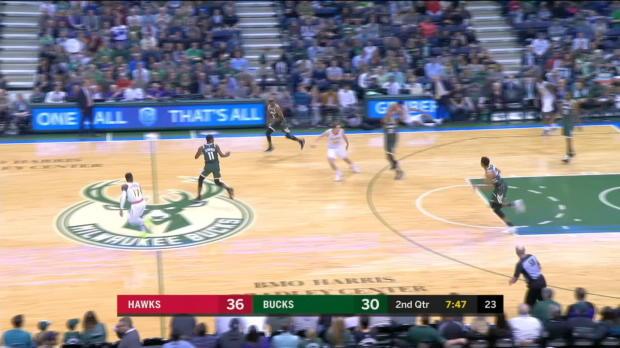 GAME RECAP: Bucks 122, Hawks 117