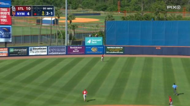 Guillorme's solo home run