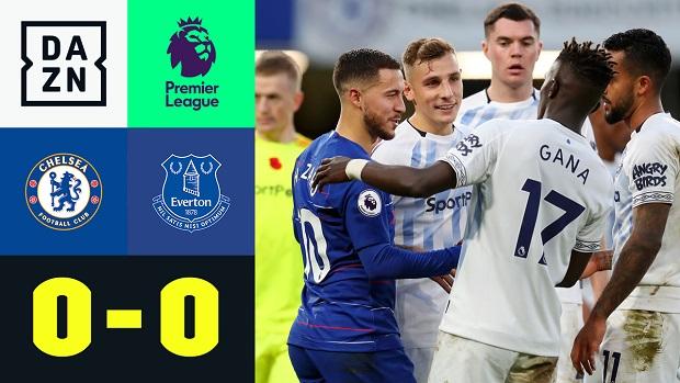 Premier League: Chelsea - Everton   DAZN Highlights