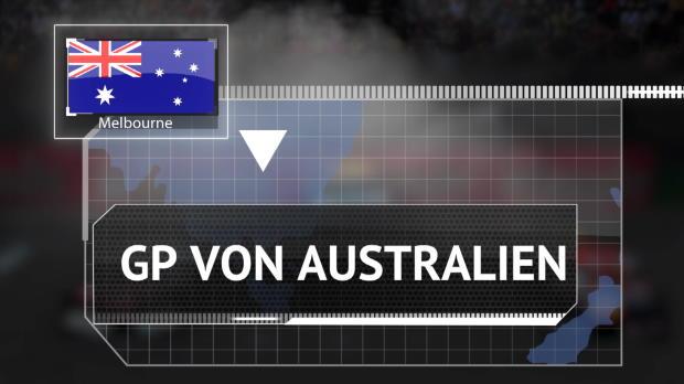 F1: GP von Australien: Vettel vor Jubiläum
