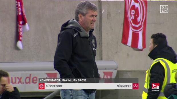 Fortuna Düsseldorf - 1 FC Nürnberg