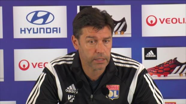 OL - Fournier : 'Lorient est redoutable sur attaques rapides'