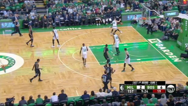 GAME RECAP: Celtics 113, Bucks 107