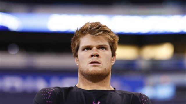 Peter Schrager: Sam Darnold impressed scouts on and off the field at pro day
