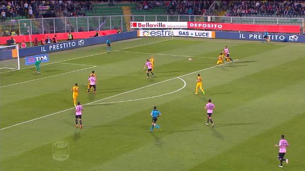 Serie A Round 38: Palermo 3-2 Verona