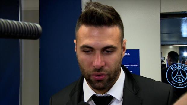 LDC - Groupe F : PSG, Sirigu : 'Un match � part'