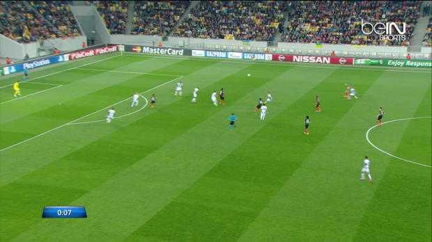 LdC : Shakhtar Donetsk 2-2 FC Porto