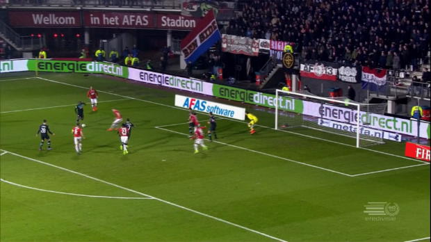 Willems Doppelpack ebnet PSV-Sieg gegen Alkmaar