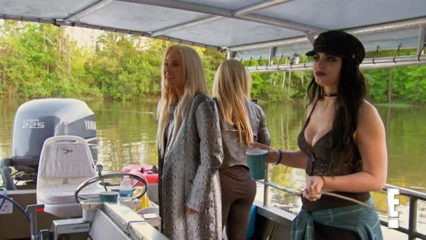 The Total Divas kick off Season 8 with a swamp tour in New Orleans: Total Divas Preview Clip, Sept. 19, 2018