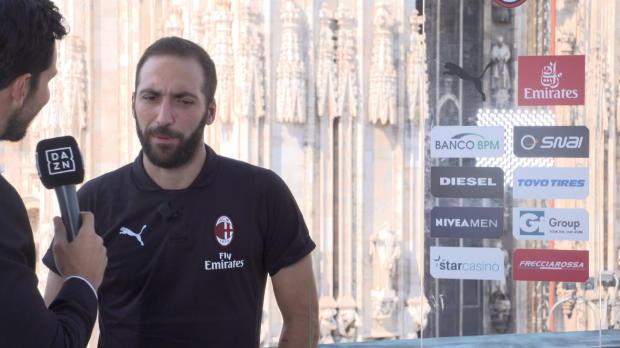 """Higuain: """"Eine Ehre, unter Gattuso zu spielen"""""""