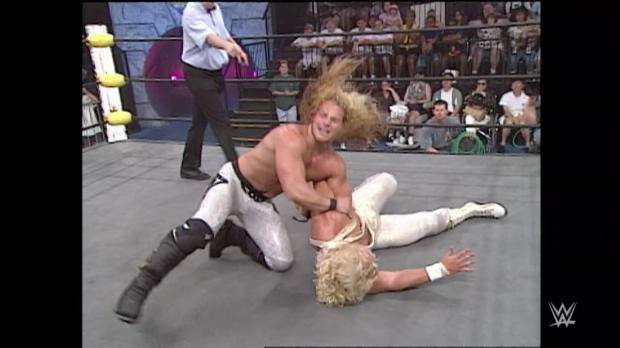 Jeff Jarrett vs. Chris Jericho: WCW Worldwide, Aug. 16, 1997