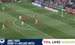 Check out the nominees for the TCL UHD Android TV Goal of the Season.