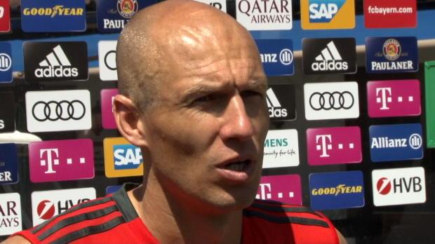 Robben: Wir sind schwer zu schlagen, wenn ...