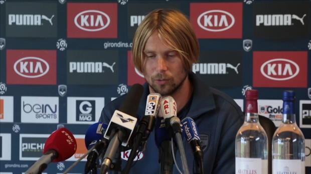 """Foot : Girondins - Plasil : """"Un très bon début de saison"""""""