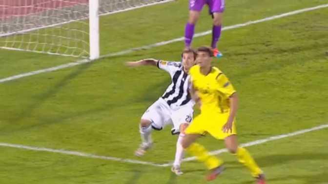 L.Europa : Partizan 0-0 Tottenham